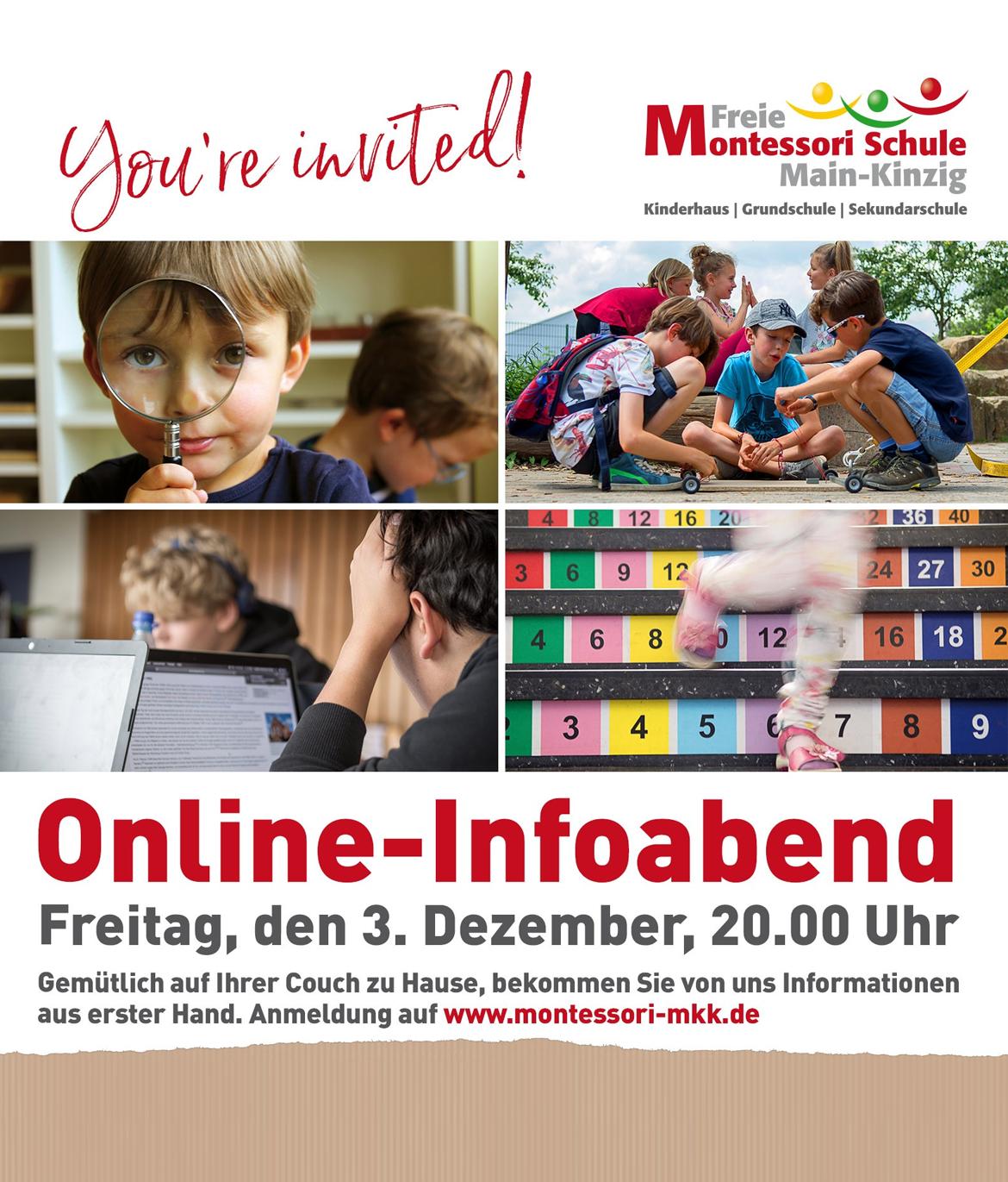 Online-Infoabend 2021